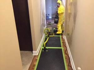 water damage Brentwood tn